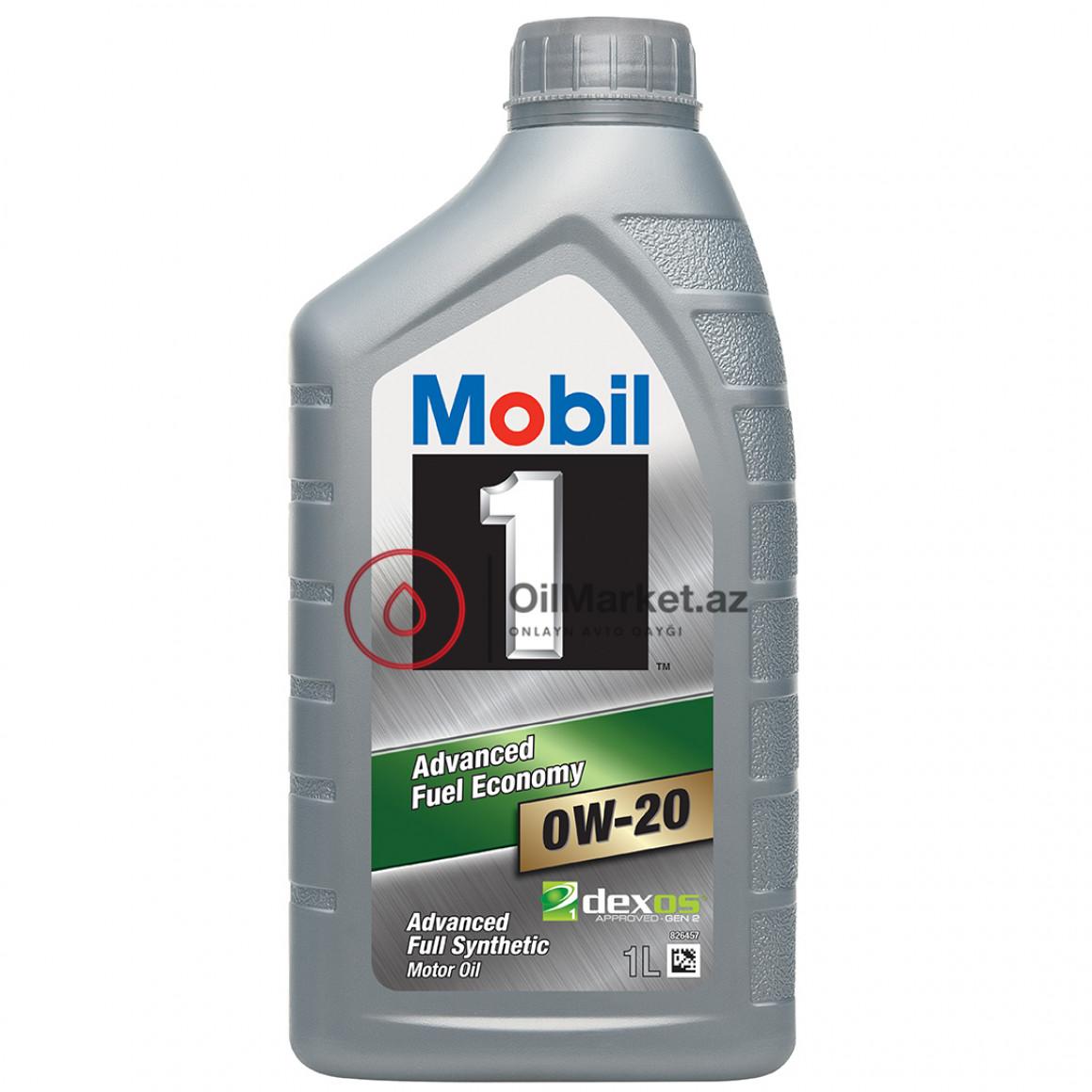 Mobil 1 0W-20 - 1 Lt