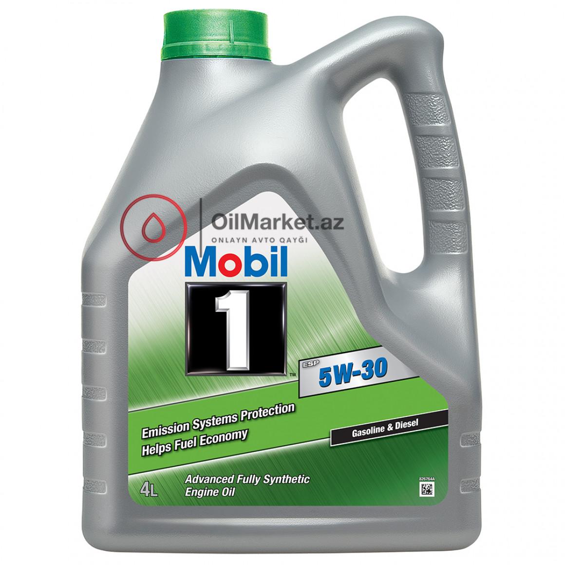 Mobil 1 ™ ESP 5W-30 4lt